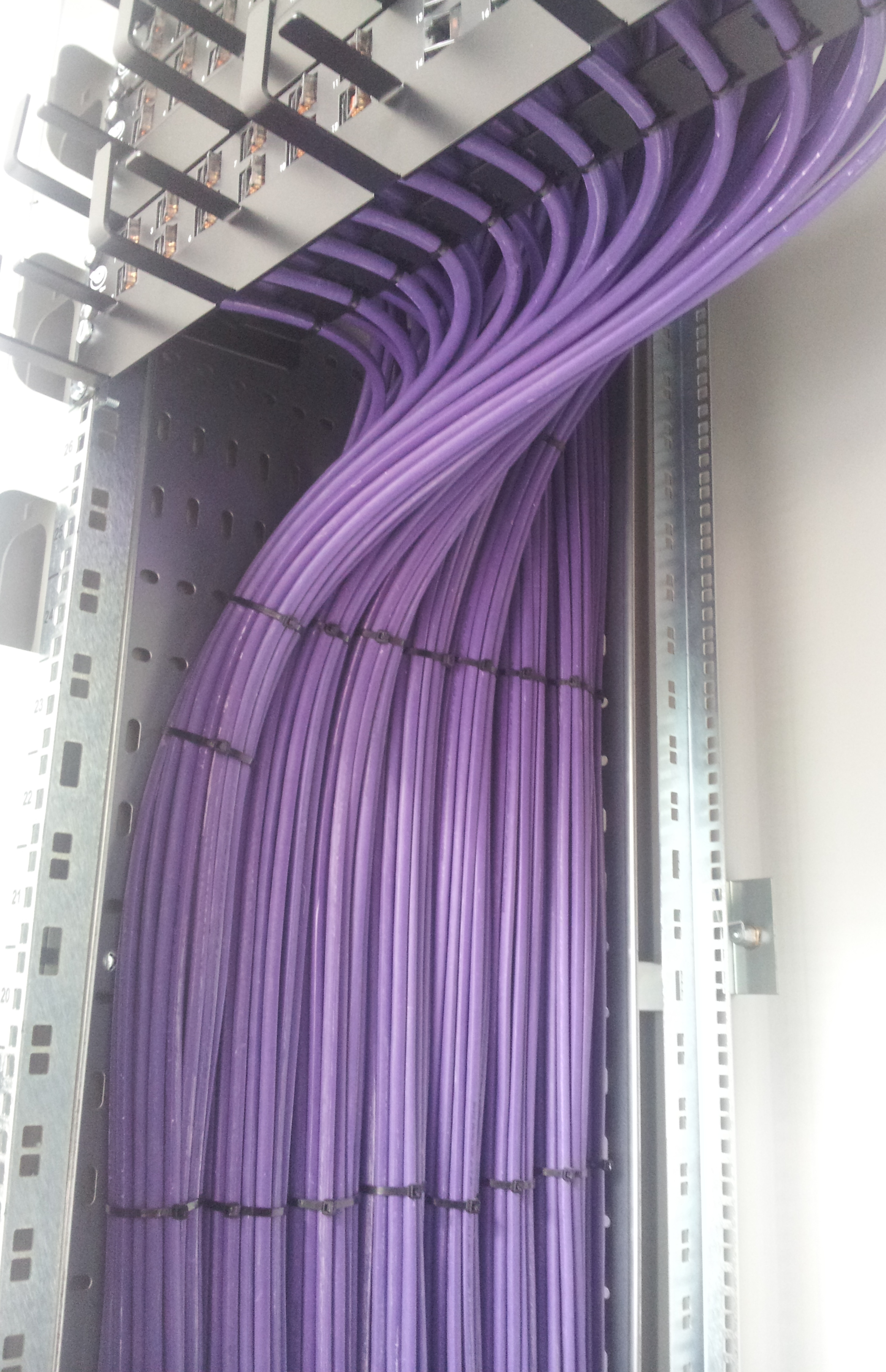 Fibre Optic Test Equipment Fiber Optic Cable Blowing Put